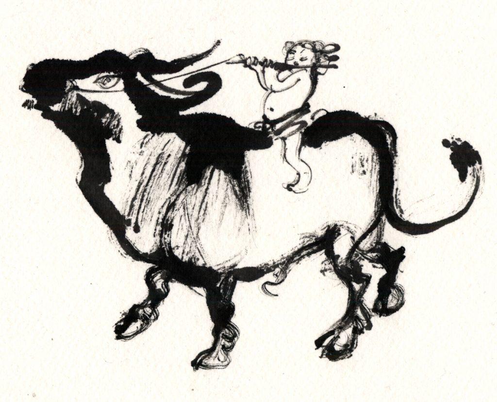 Riding the Bull Home V